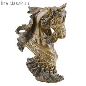 Скульптура Империя Богачо Лошадь императора (22064 Б)
