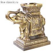 Скульптура Империя Богачо Слон (22116 Б)