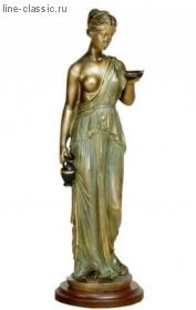 "Статуя Империя Богачо ""Гречанка"" (22133 Б)"