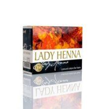 Черный индиго Краска для волос на основе хны Леди Хенна (LADY HENNA) 6 пак по 10г
