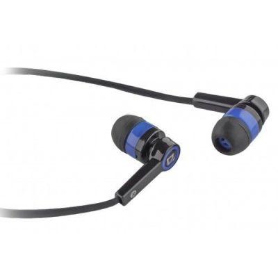 Акция!!! Гарнитура для смартфонов Pulse 420 черный + синий, вставки
