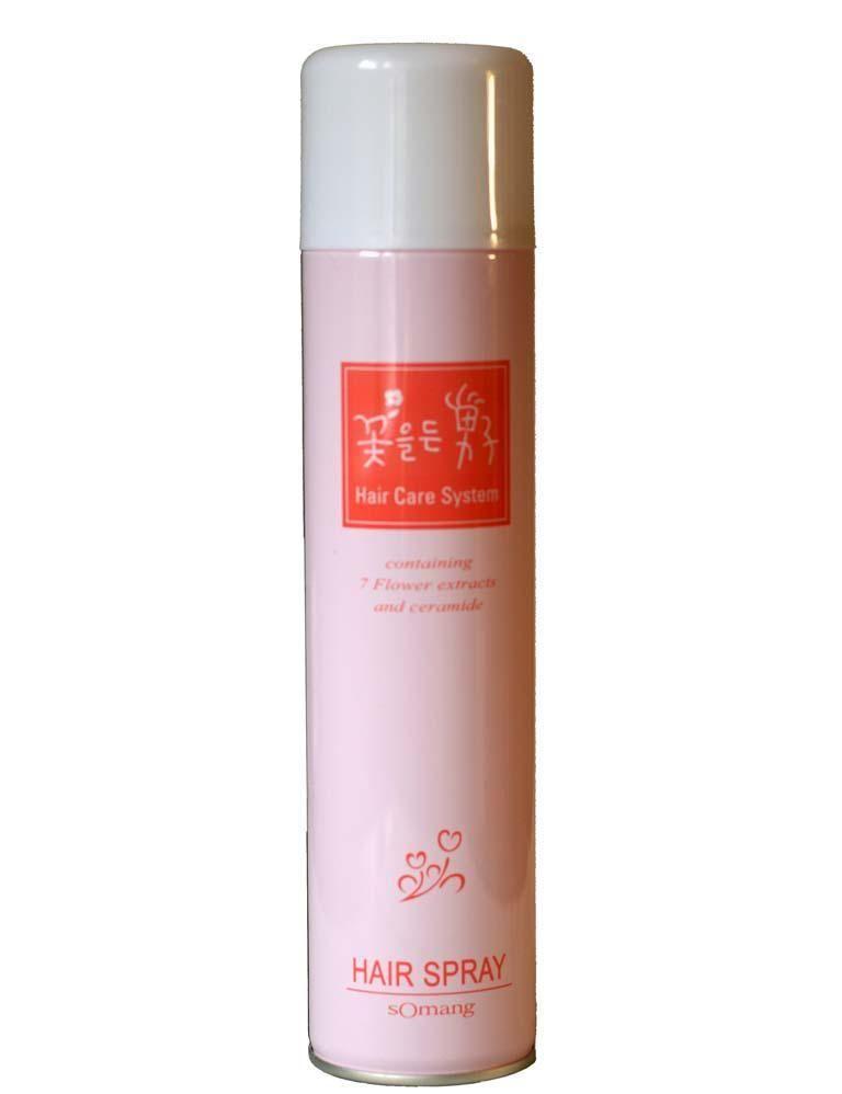 SOMANG Hair Care Лак для укладки волос Ю. Корея