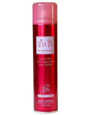 SOMANG Hair Care Лак для укладки волос Цветочный Ю. Корея