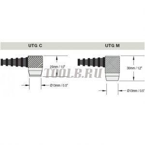 Датчик для ультразвукового толщиномера PosiTector UTG Corrosion