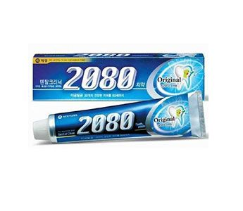 Зубная паста Натуральная мята Ю.Корея KeraSys 120гр
