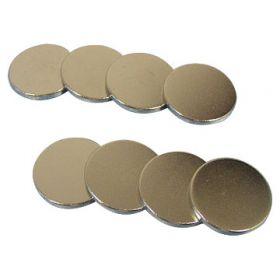 Магниты неодимовые (диск)  5 шт. D от 5 до 8 мм