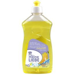 Meine Liebe гель для мытья посуды концентрат аромат груши 500 мл