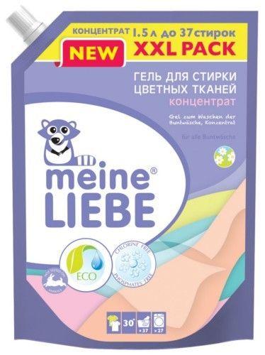 Meine Liebe гель для стирки Луговые цветы для цветных тканей 1,5 л