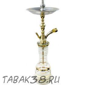 Кальян Khalil Mamoon Best Silver, высота 60 см