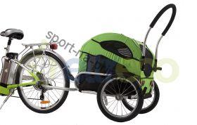 Велоприцеп для перевозки животных VIC-1306