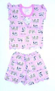 Комплект пижамный для девочки