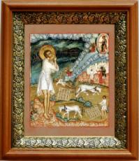 Артемий Веркольский (19х22), светлый киот