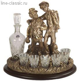 """Набор посуды Империя Богачо """"Джентльмены удачи"""" (56004 Б)"""