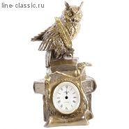"""Часы Империя Богачо """"Ученый филин"""" (41043 Б)"""