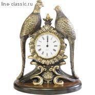 """Часы Империя Богачо """"Павлины"""" (43007 Б)"""