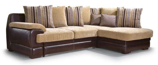 Угловой диван Малибу