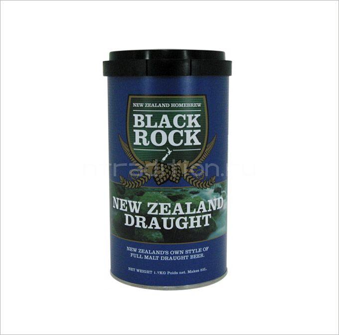 Пивная смесь Black Rock NZ Draught, 1.7 кг