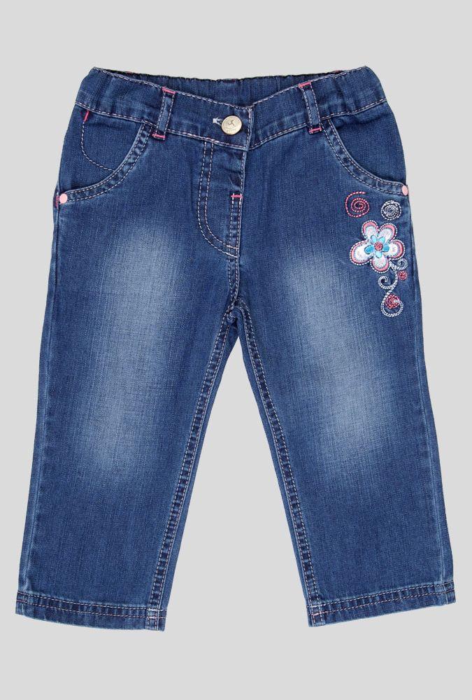 Брюки-джинсы для девочки