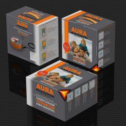 Двухжильный нагревательный кабель для теплого пола  AURA UNIVERSAL   LTL 28-350