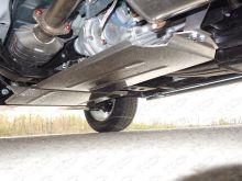 Защита раздатки и кпп, ТСС, алюминий 4мм