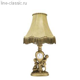 "Наст.лампа. Империя Богачо (СБ-24) Часы ""Путти"" (32010 К)"