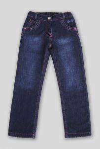 Классические джинсовые брюки для девочек