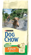 Корм для взрослых собак с курицей, 14 кг