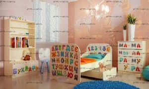 Детская комната Алфавит
