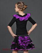 """Костюм для латины """"Лира"""" в магазине одежды для бальных танцев"""