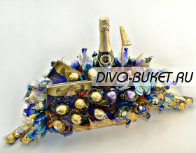 "Букет из конфет №438 ""Легенда"""