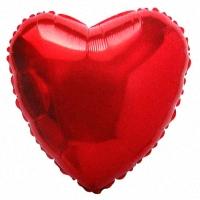 """Фигура """"Сердце"""" красный, 18"""", Испания"""