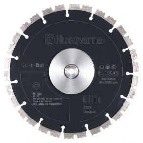 Диск алмазный, EL10CnB х2 (Комплект алмазных режущих дисков для Husqvarna k760 CnB, K3000 CnB)