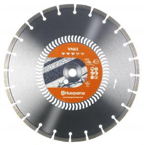 """Диск алмазный, 14""""  """"бетон-асфальт"""" VN65 350-25.4 40.0x3.2x7.5"""