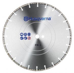 """Диск алмазный 350 мм (14"""") FR3  350-25.4/20.0 для аварийно спасательных работ"""