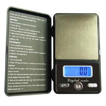 Весы портативные эл. TDS ML-B04 200гр точность 0,01гр