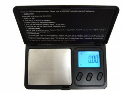 Весы портативные эл. TDS ML-Е06 500гр точность 0,1гр