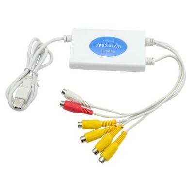 DVR USB 4 кан. TD-840
