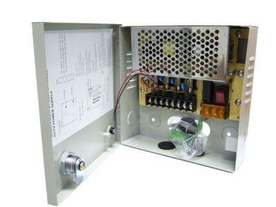 Блок питания для видеокамер в корпусе Орбита VD-910 - 3A