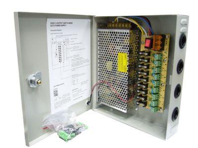 Блок питания для видеокамер в корпусе Орбита VD-911 - 10A