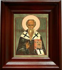 Иоанн Милостивый (21х24), простой киот