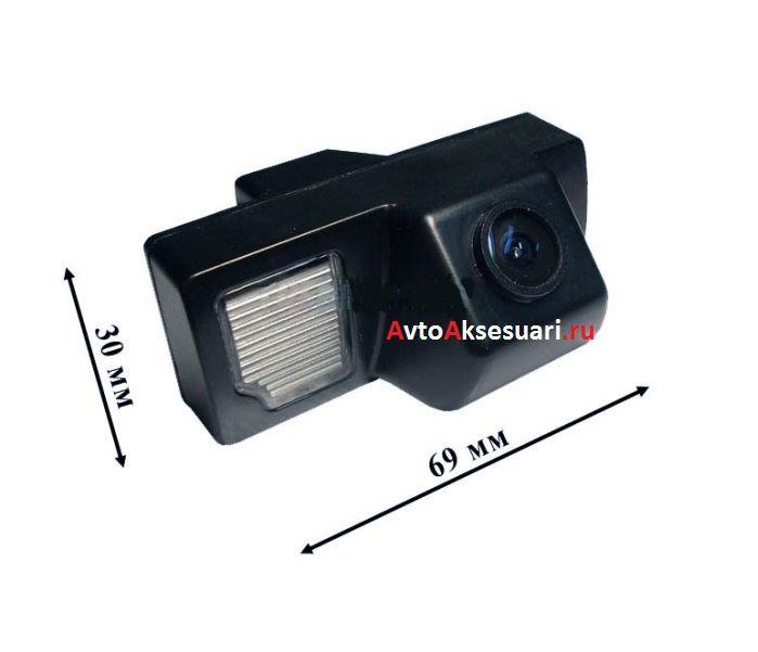 Камера заднего вида для Toyota Land Cruiser 100