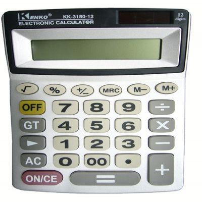Калькулятор Kenko 3180-12 (12 разр.) настольный