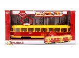 Модель СТ12-428-2 Трамвай Технопарк
