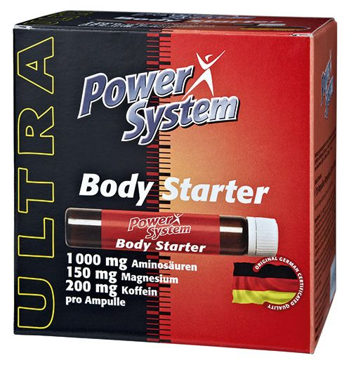 Body Starter (20 x 25 мл.)