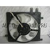 Вентилятор радиатора лев 1602191180 ОТАКА