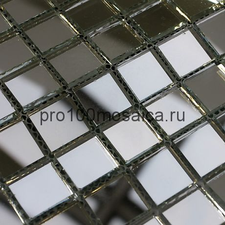 Mirror 1. Мозаика зеркальная серия CRISTAL,  размер, мм: 295*295 (ORRO Mosaic)