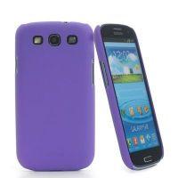 Накладка Muvit iGum Back Case для Samsung GT-I9300 Galaxy S3 - Violet