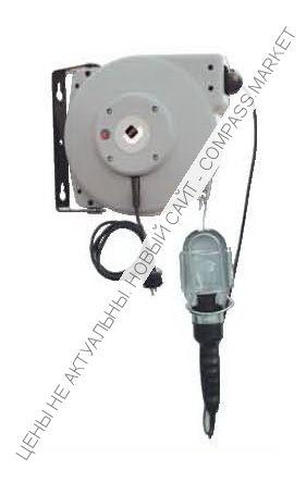 Лампа осветительная 60 Вт, 220 В., с катушкой 15 м., Apac (Италия)