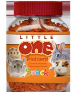 Little One Сушеная морковь (200 г)