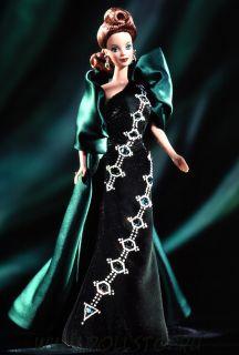 "Коллекционнная кукла Барби ""Изумруд"" - Emerald Embers Barbie Doll"
